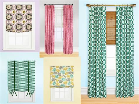 Unique Window Curtains Decorating Custom Window Treatments 101 Hgtv