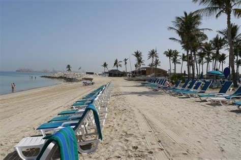 The beach   Picture of JA Jebel Ali Beach Hotel, Dubai   TripAdvisor