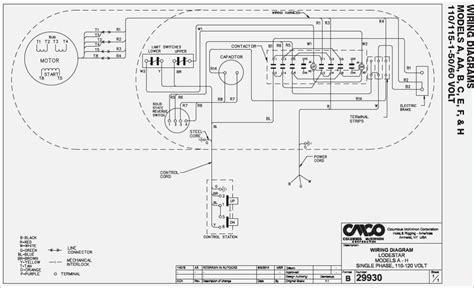 dayton hoist wiring diagram vivresaville