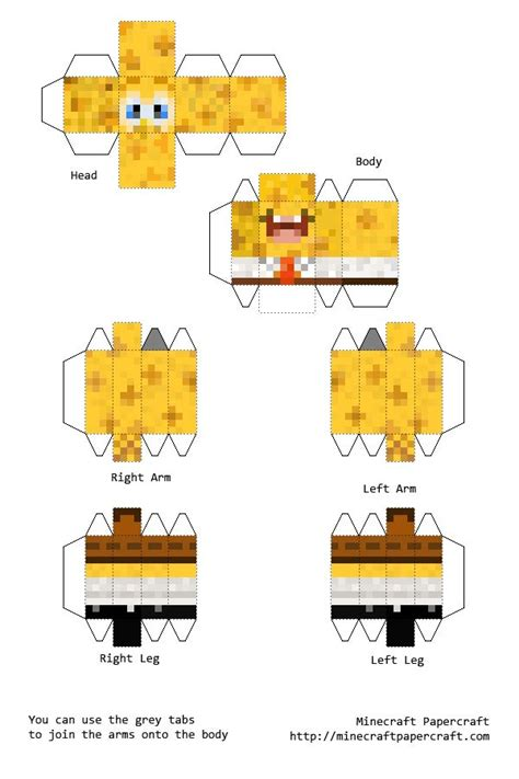 Minecraft Papercraft Target - papercraft minecraft wolf auto design tech