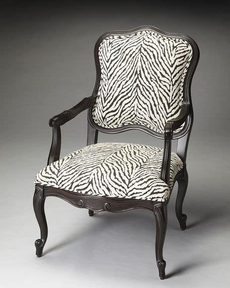 Zebra Accent Chair Zebra Accent Chair