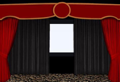 saaria home theater multiple aspect ratio curtain setup