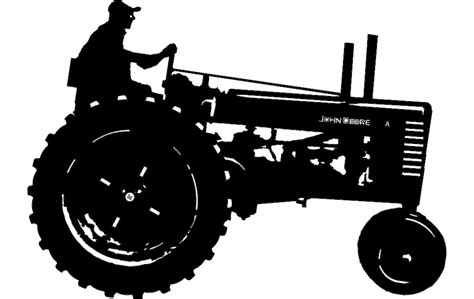 john deere  tractor dxf file   axisco