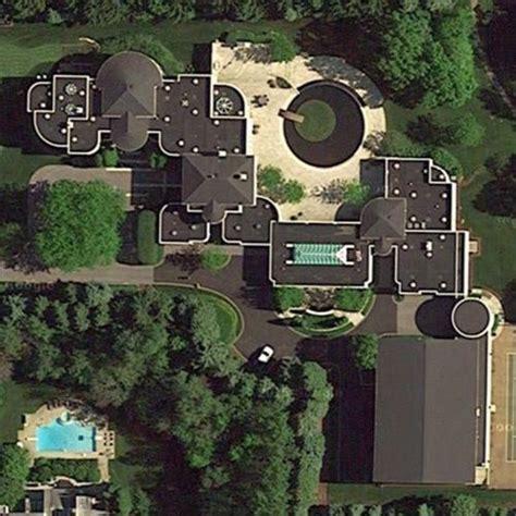 michael jordans house  highland park il google maps