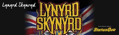 lynyrd skynyrd uk tour dates lynyrd skynyrd vip tickets hospitality lynyrd skynyrd