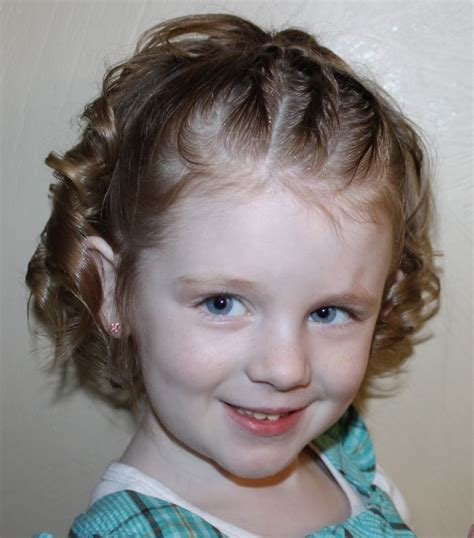 kids hair style  girls  short hair hairstyles