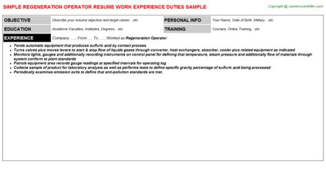 Electric System Operator Cover Letter by Demand Generation Copywriter Resumes