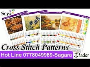 pattern maker for cross stitch youtube seyarcraft cross stitch patterns youtube