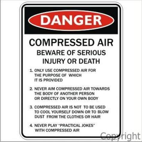 danger compressed air be 600x450 by wilcox safety signs pty ltd