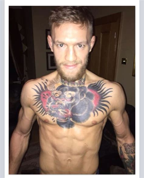 what tattoo does mcgregor have 63 best images about ink on pinterest conor mcgregor