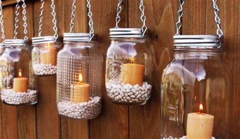 como decorar tarros de cristal para navidad velas en tarros de cristal para decorar la navidad