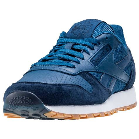 reebok new shoes reebok classic split mens trainers blue new shoes