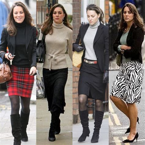 Kate Middleton Still Looking Fabulous by Il Look Di Kate Middleton E La Sua Incredibile Metamorfosi