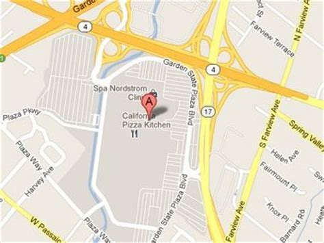 Garden State Mall Nj Map Franklin Lakes Samaritan Prevents Robbery At
