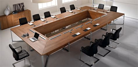 Modern Conference Table Design Why Do We Need A Modern Conference Table Because Office Also Need To Be Designed With Taste