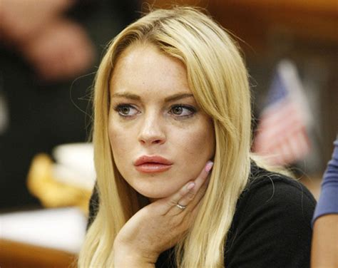 Lindsay Lohan Goes To Rehab Again by Lindsay Lohan Is Going To Rehab Instead Of Again