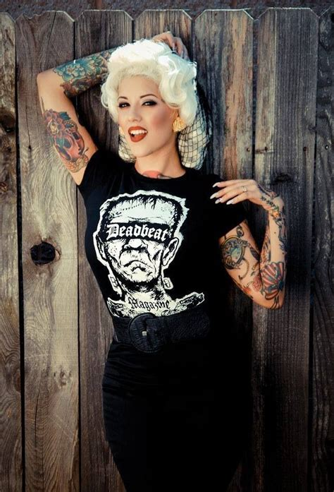 Pinterest Tattoo Pin Up | rockabilly pin up tattoo design on inspirationde