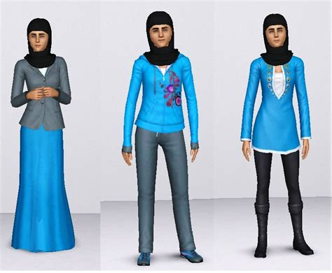sims 3 custom content middle east mod the sims salima aziz