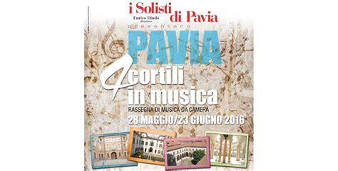 musica live pavia 7 giugno musica settecentesca a palazzo vistarino con 4
