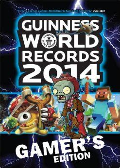 guinness world records 2014 what s new in the guinness world records 2014 gamer s edition nerdy but flirty