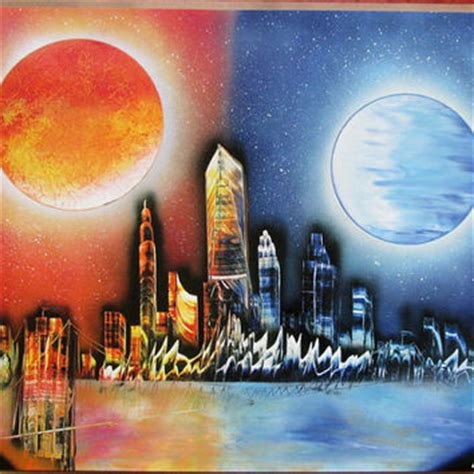 spray paint nyc shop paintings of new york on wanelo