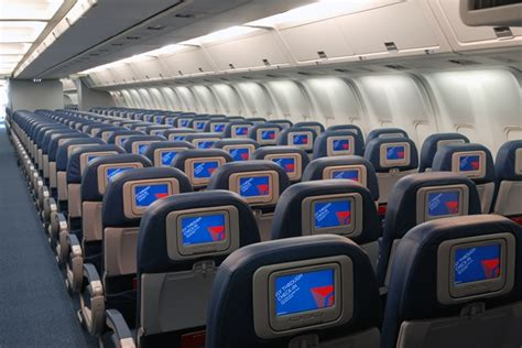 American Airlines Plane Interior by Aircraft By Type