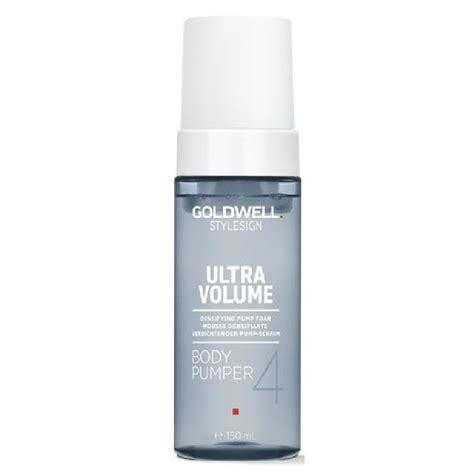 Goldwell Ultra Volume Sho goldwell ultra volume pumper 150 ml