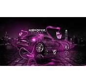 Monster Energy Dodge Viper SRT V Fantasy Snake Car 2013 &171 El Tony
