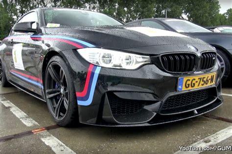 M3 Folie Na Auto by Sound Video Bmw M4 F82 Mit M Performance Abgasanlage
