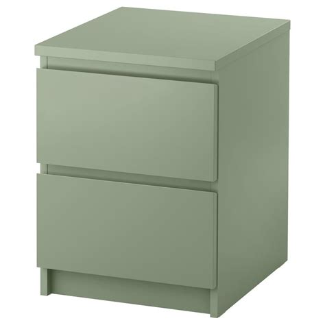 malm dresser ikea dresser malm 2 drawers night table drop table 5 colours