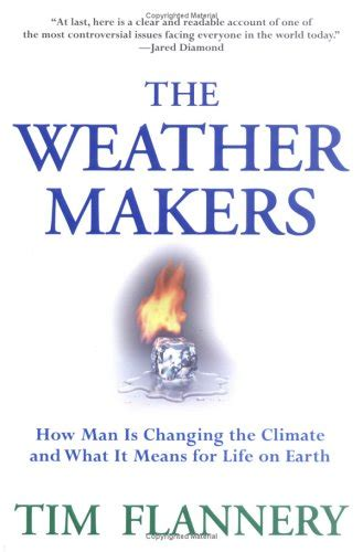 The Weather Makers Tim Flannery φαινόμενο του θερμοκηπίου ανεμος
