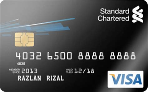 standard chartered bank card how to decide best suited credit card