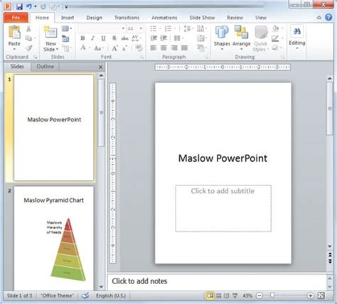 landscape layout powerpoint change orientation in powerpoint slides from portrait to