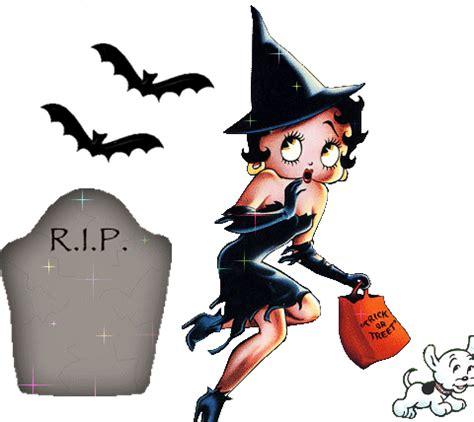 imagenes de halloween movibles betty boop graphic picgifs com