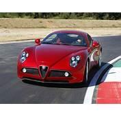 ALFA ROMEO 8C Competizione Specs  2007 2008 2009