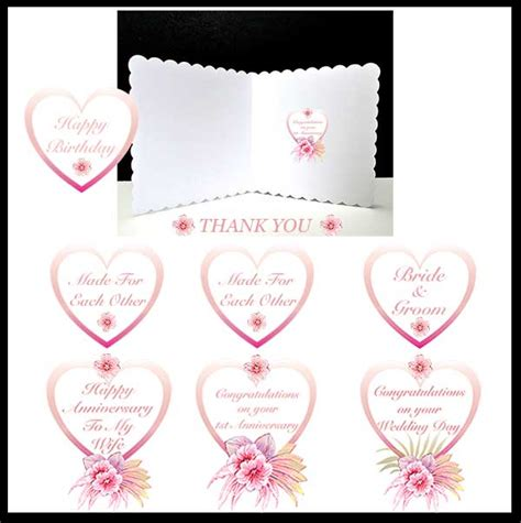 Where Can I Buy A Pink Gift Card - flamingo greetings cards decorque cards