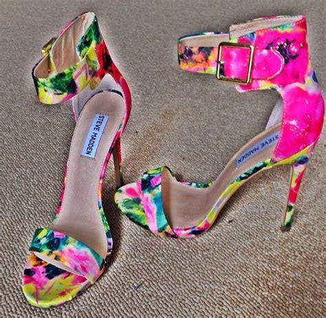 colorful pumps shoes colorful sandals heels pumps wheretoget
