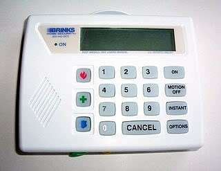 brinks home security keypad sabhs3101 ba 1943 on popscreen