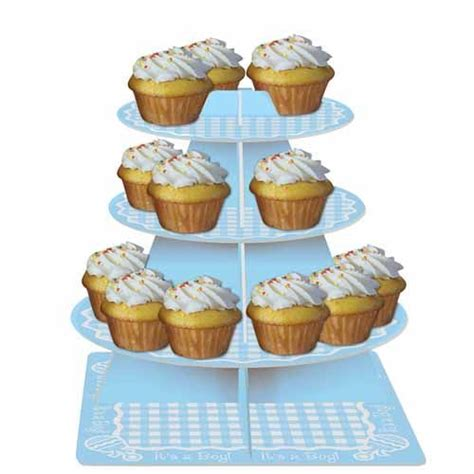 Cupcake Stand 3 Tier Baby Boy 33 best images about boy baby shower supplies on balloon bouquet paper lanterns and