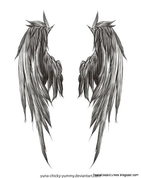 tattoo alas de angel y demonio volver alas del 225 ngel tatuajes asa desenho de asas de
