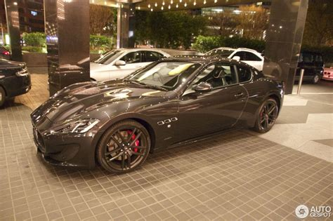 maserati brown maserati granturismo mc stradale 11 september 2015