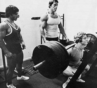 arnold schwarzenegger max bench 3 reasons you can t perform big lifts robertson training