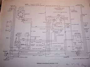 1948 plymouth wiring diagram electrical p15 d24 and pilot house