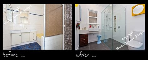 painting bathroom tiles before and after make space what a difference new floor walls tiles