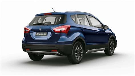 Maruti Suzuki Co 2017 Maruti Suzuki S Cross Facelift To Get Shvs Launch Soon