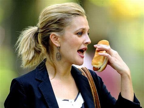 Confused About Hotness by It Looks Like Drew Barrymore Got This Confused