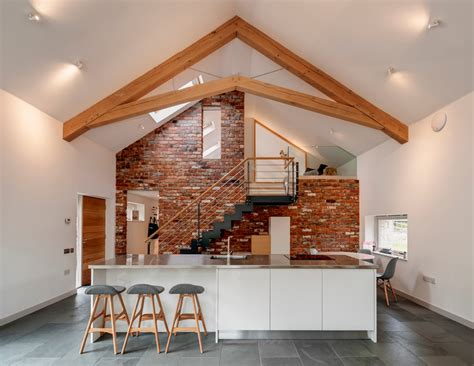 Kitchen Island With Stove Top gorgeous scissor truss convention south west contemporary