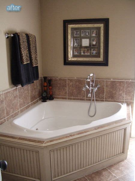 Corner Tub Bathroom Designs 25 Best Ideas About Corner Bathtub On Pinterest Corner Tub Corner Bath And Small Corner Bath