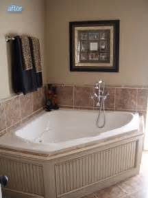 Corner Tub Bathroom Ideas by 25 Best Ideas About Corner Bathtub On Corner