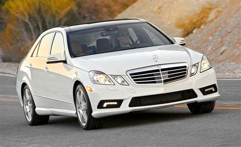 Mercedes E550 Price by 2010 Mercedes E550 Price